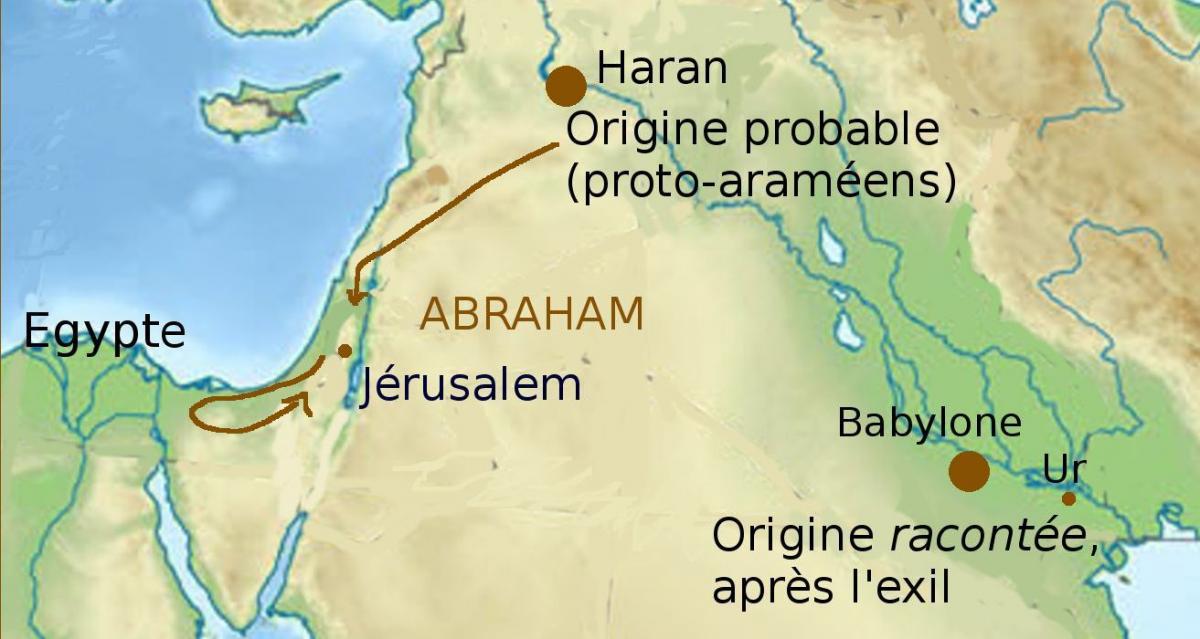 2 carte abraham 2 le debut d une foi nouvelle