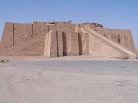 4 genese 1 ziggurat ur ruines restaurees hardnfast