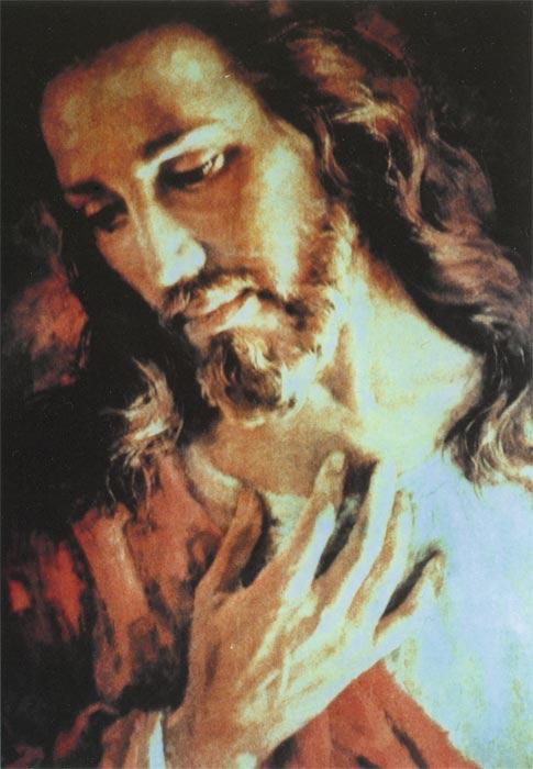 8 nouveau testament amour des ennemis photo jesus fra elia 2002