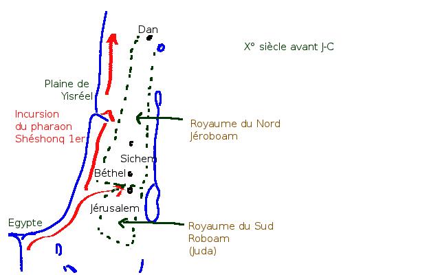 9 salomon roboam jeroboam