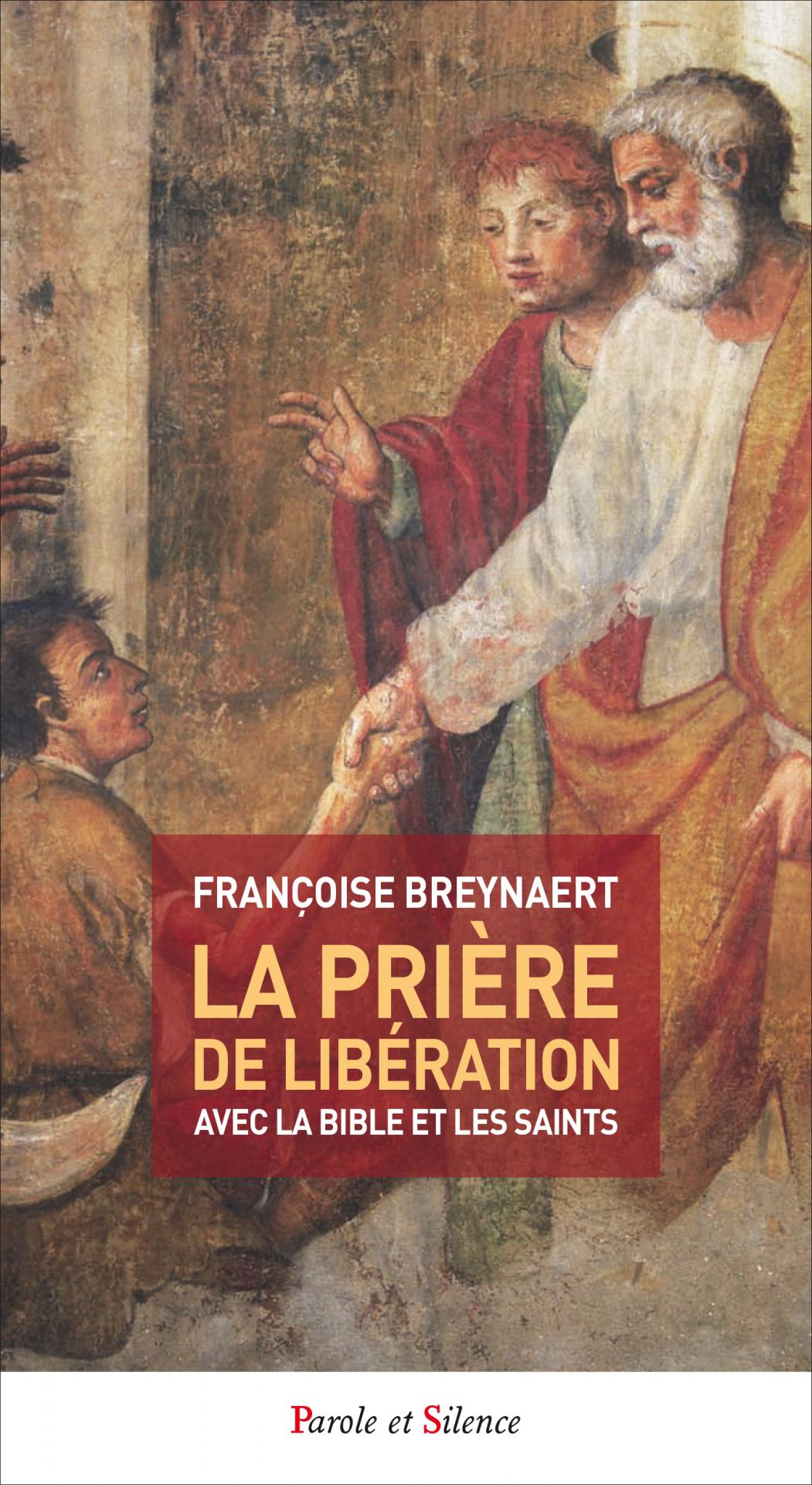 Couv breynaert la priere de liberation