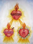 Trois coeurs unis