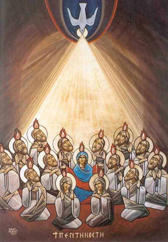 Pentecote isaac fanous